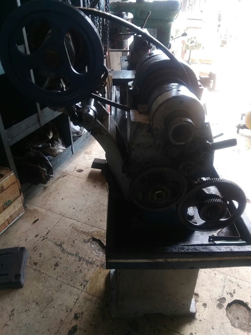 Lathe machine 4.5 2