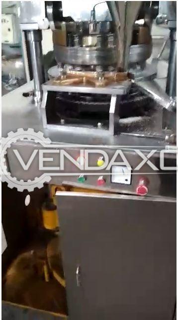 Cadmach 27 D Tooling Machine