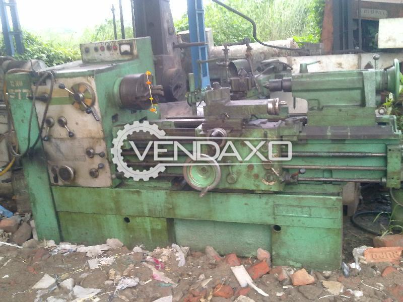 HMT NH22 Lathe Machine - 8 Feet