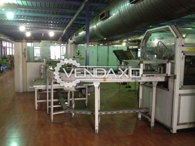 Bielomatik a4 line machine 2