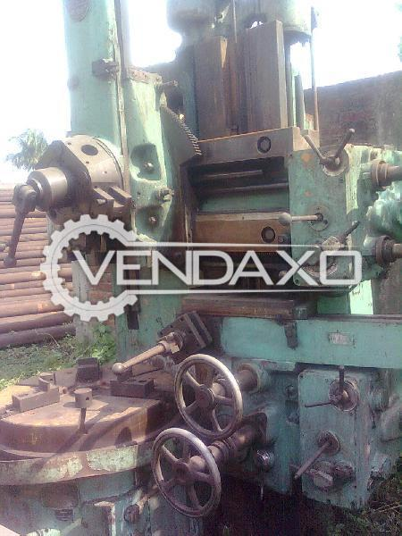 Cooper Vertical Turret Lathe Machine - 850 mm