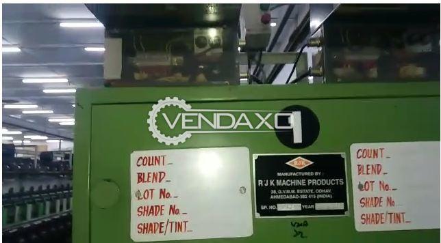 RJK Cheese Winding Machine