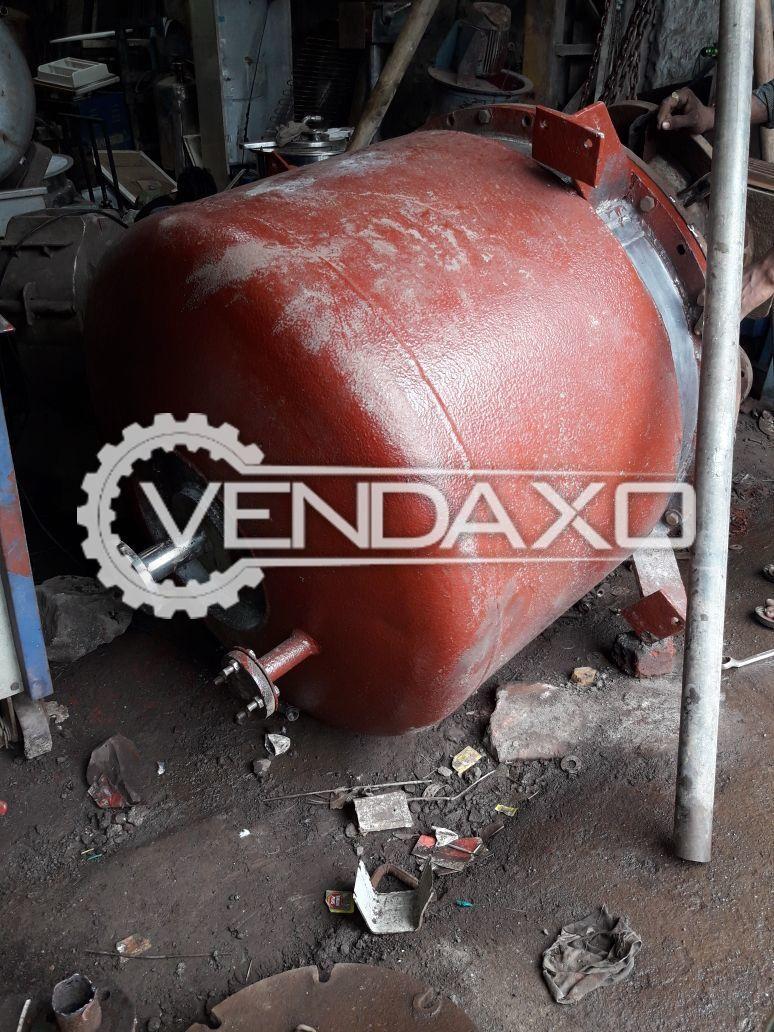 Jacketed Reactor - 600 Liter