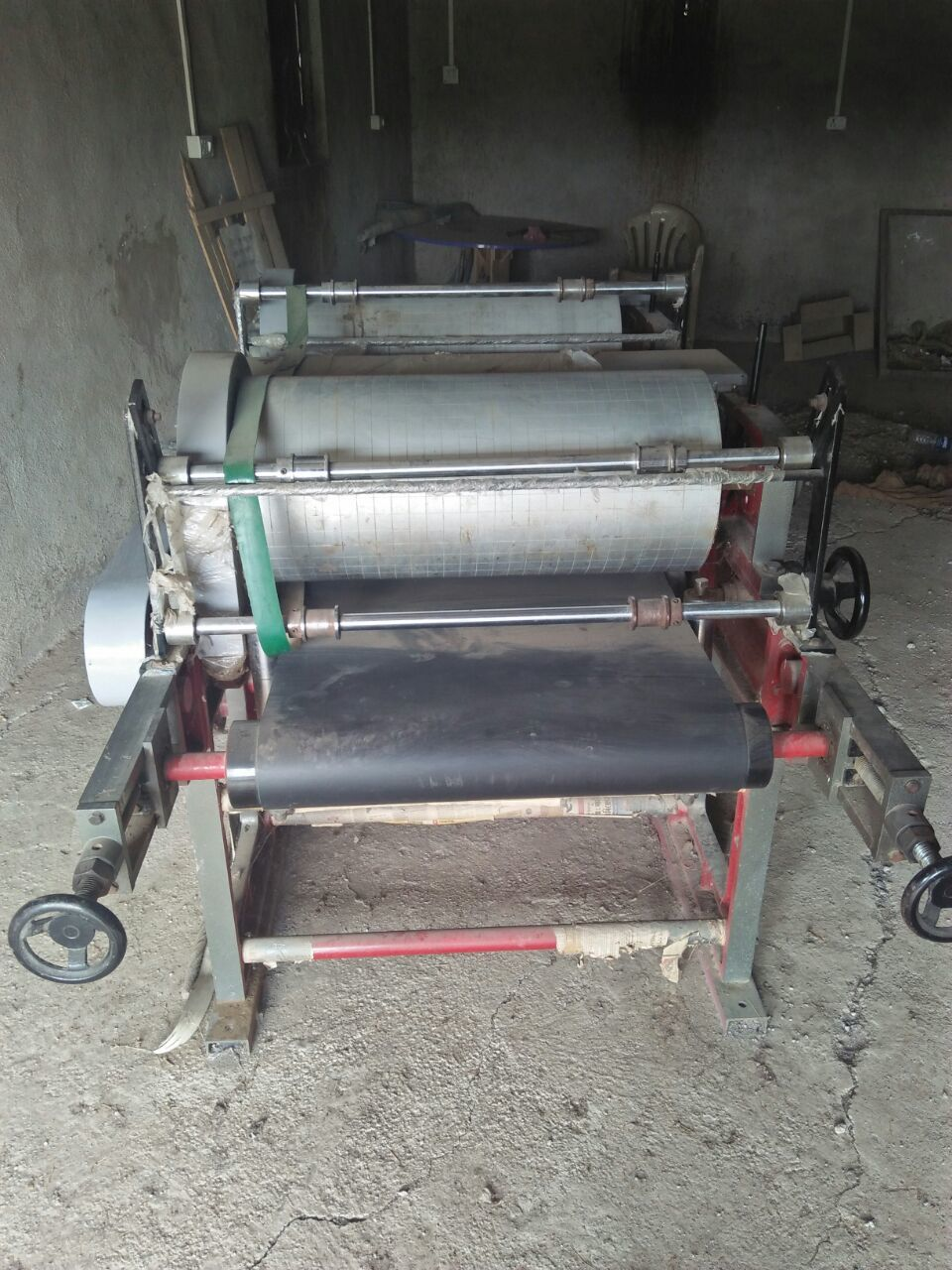 Non-woven Bag Printing Machine - 10 Bags/Minute