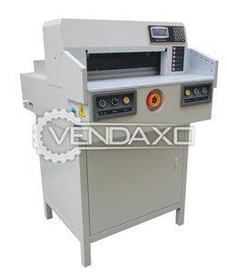 Electric 480V Paper Cutter Machine - 480 mm