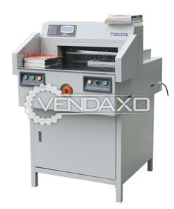 Electric 520V Paper Cutter - 520 mm