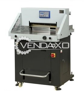 Hydraulic H520P Paper Cutter - 520 mm