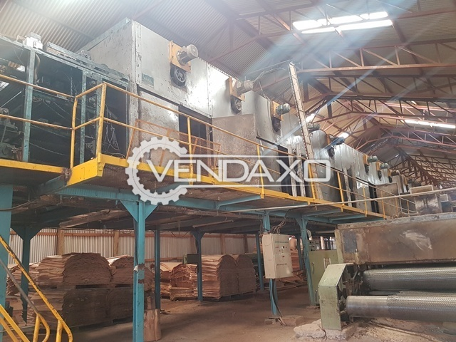 Plywood Plant Machinery