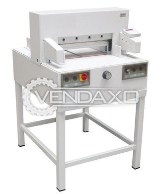 Motorized 480EP Paper Cutter - 480 mm