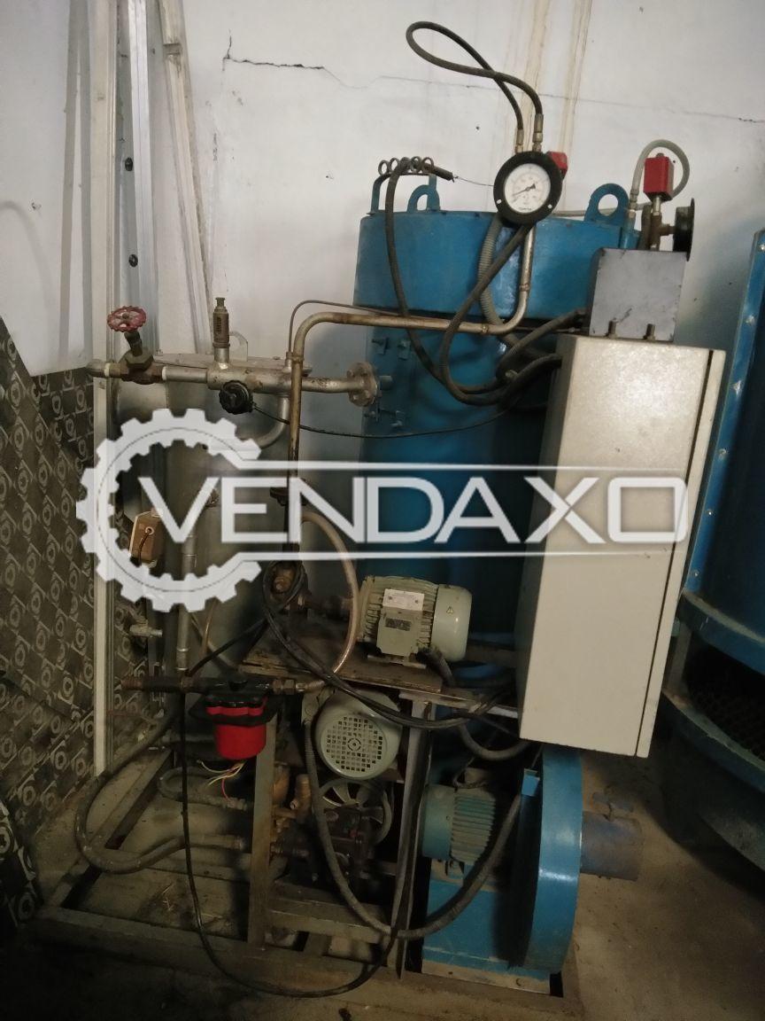 Vertical Diesel Boiler - 300 KG