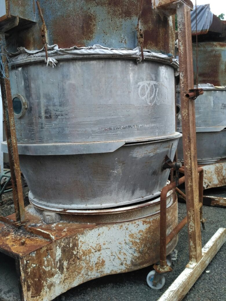 Used INDUSTRIAL BOILER THERMAX - 2 TON OIL / GAS FIRED STEAM BOILER ...