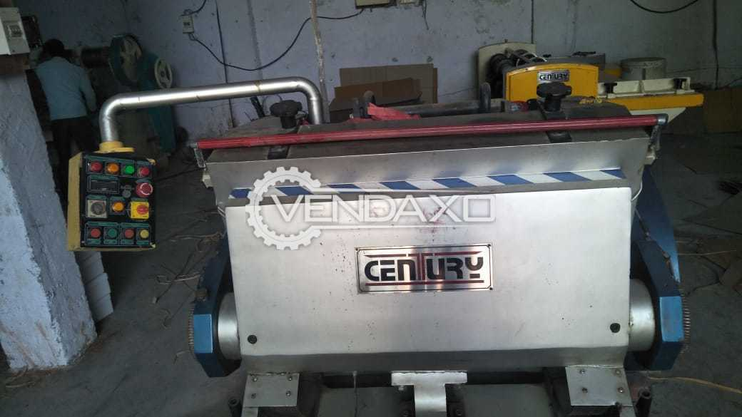 Century Die Punching Machine - 35 x 45 Inch