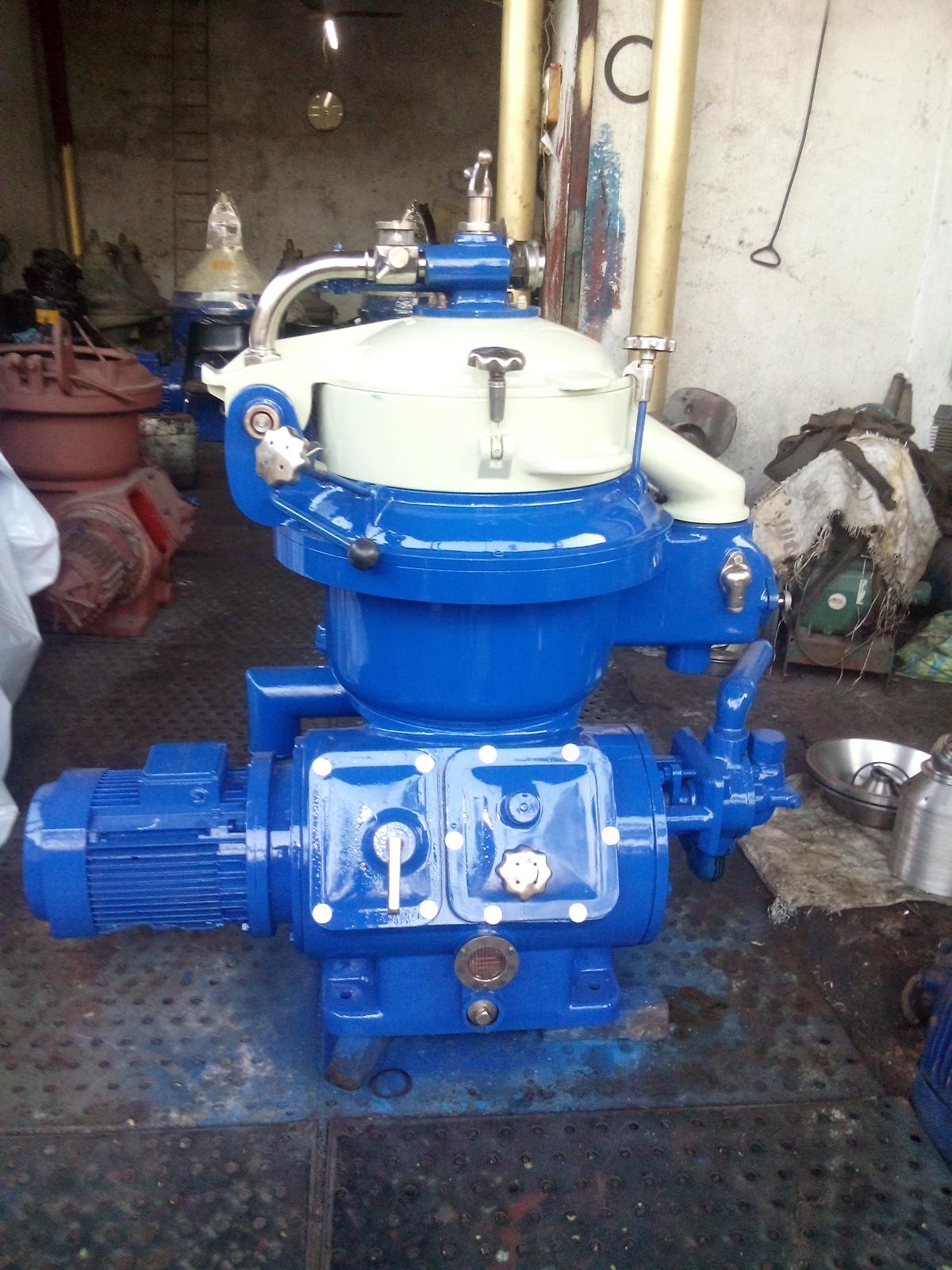 Alfa LAVAL MAPX-207 SGT-24-60 oil separator