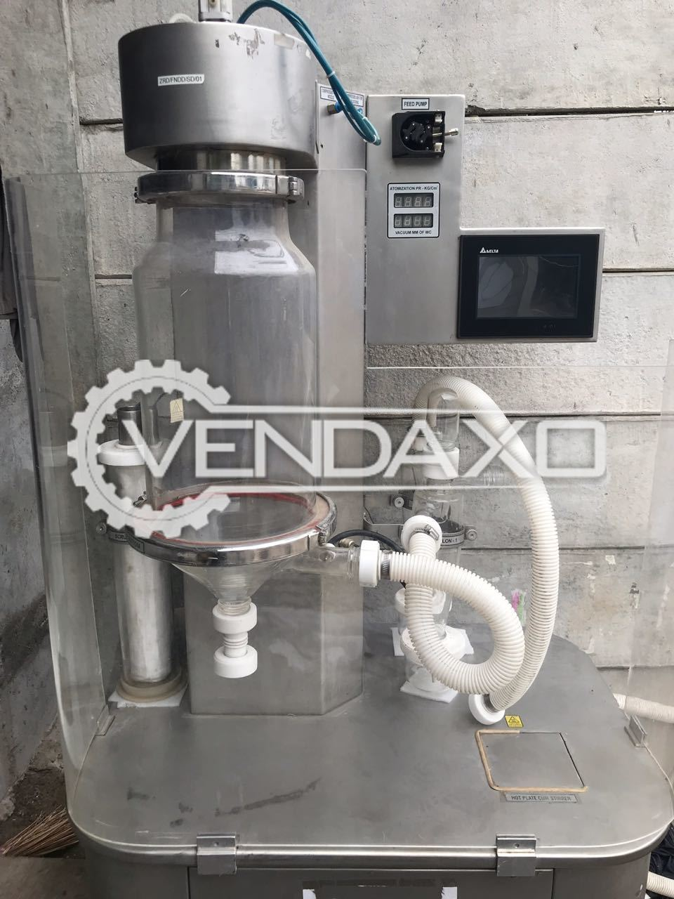 Lab Spray Dryer - 2 KG