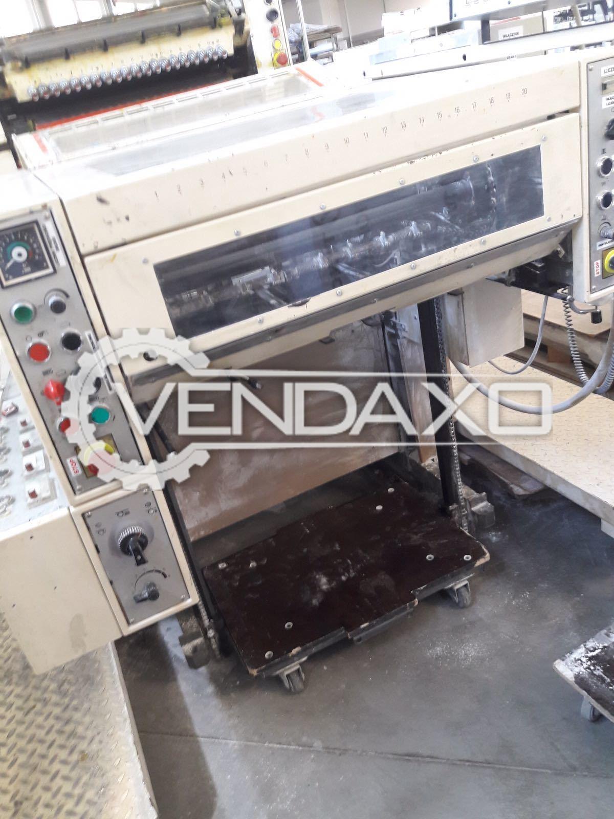 Polly 745 Printing Machine - 19 X 26 Inch
