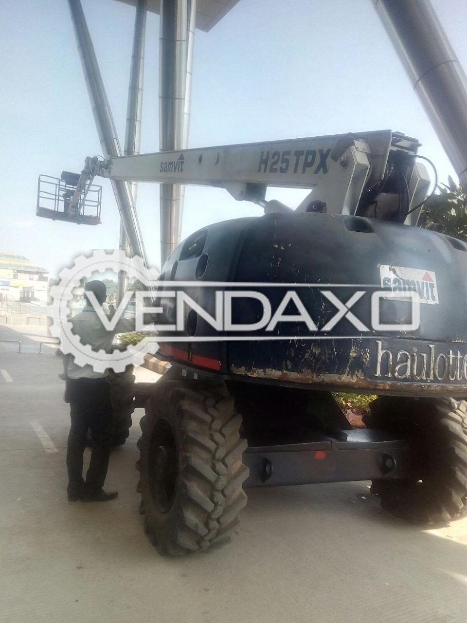 Haulotte H25 TPX Boom Lifts