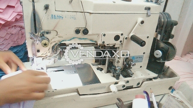 CHANG FENG Button Hole Industrial Machine