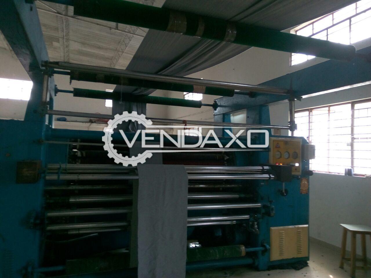 CHIEN SHIN CSO-2000 Hydraulic Raising Machine