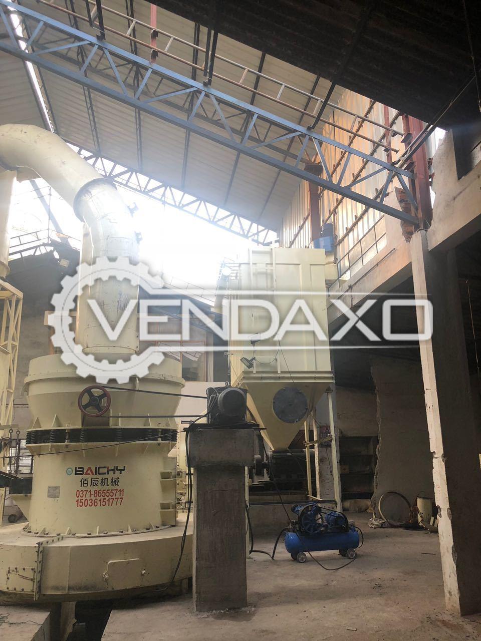 YGM 160 Powder Grinding Plant