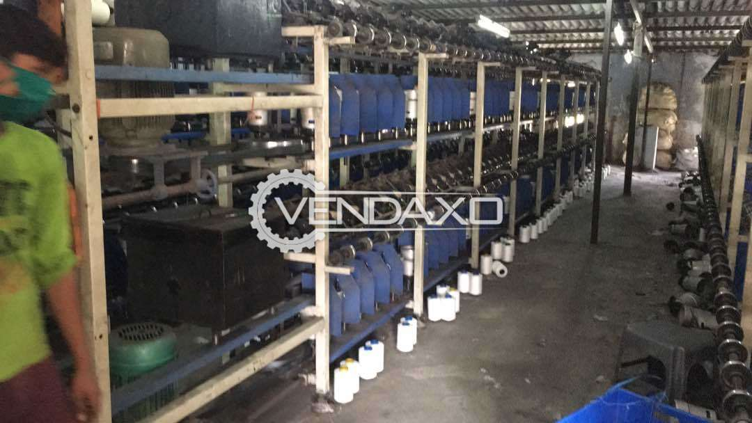 Cotton Doubling Machine (TFO)