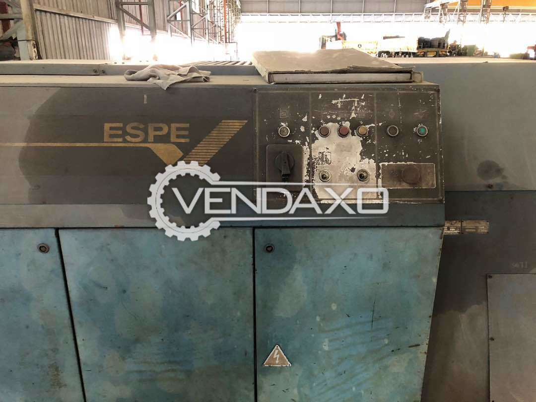 ESPE Metal Sheet Fabrication Machine