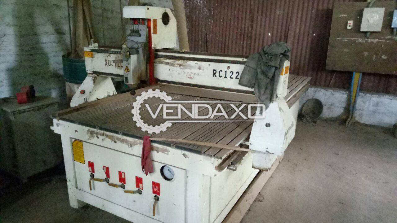 MIT1325H CNC Machine -  4  x 8 Feet