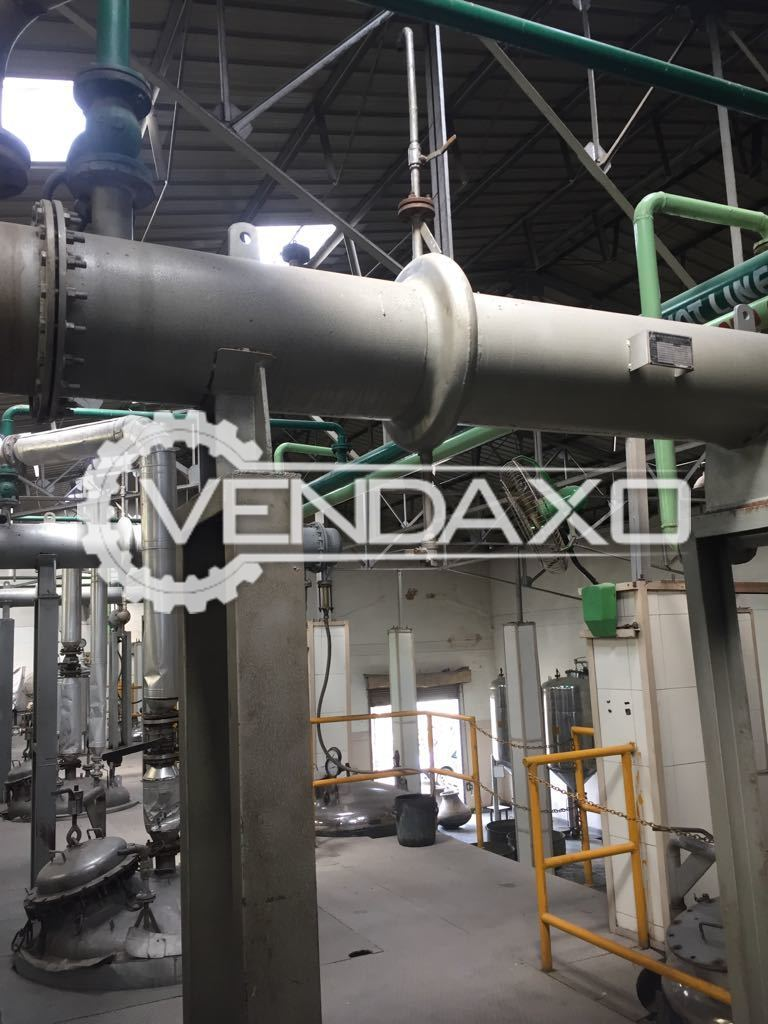 Perfumery Distillation Unit