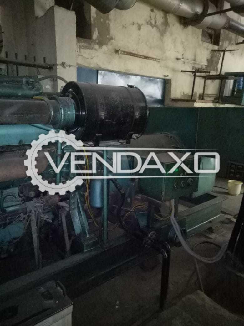Detroit Diesel Generator - 1500 Kva