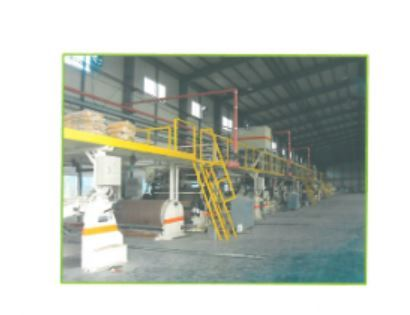 1600mm Corrugator Paper Line