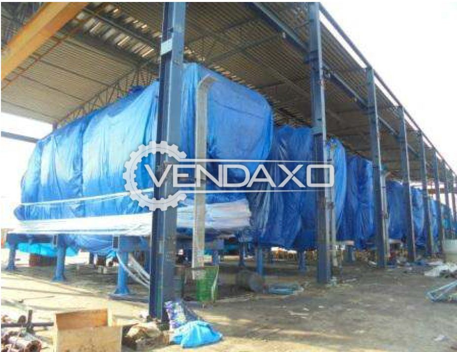 Sale of 105 MW Power plant using 7X15 MW HFO Wartsila make Engines