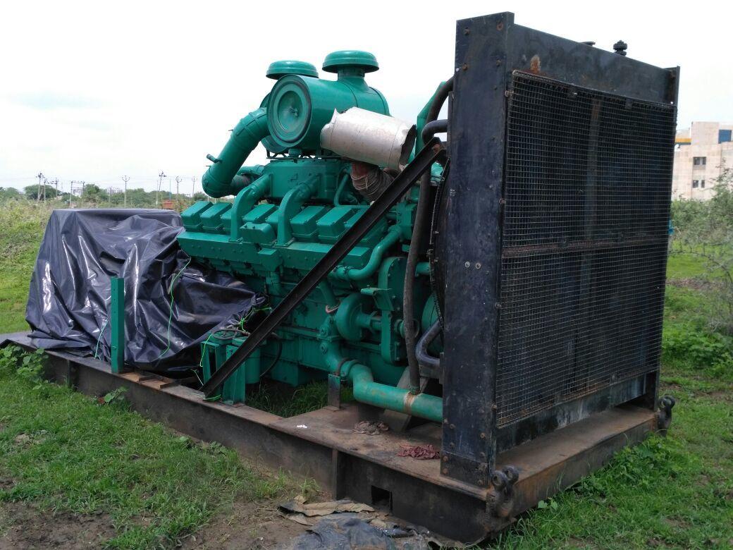 Cummins Diesel Generator-1000 Kva