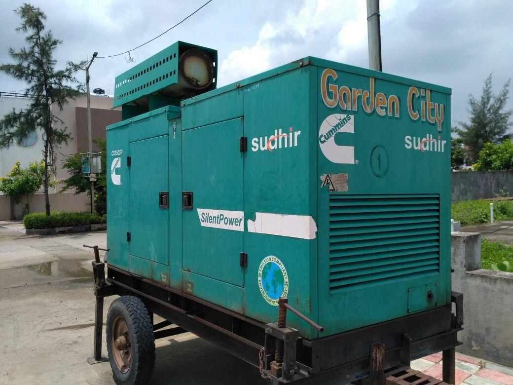 Diesel Generator-15 Kva