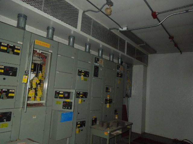 GAS TURBINE GENERATOR - 100 MW