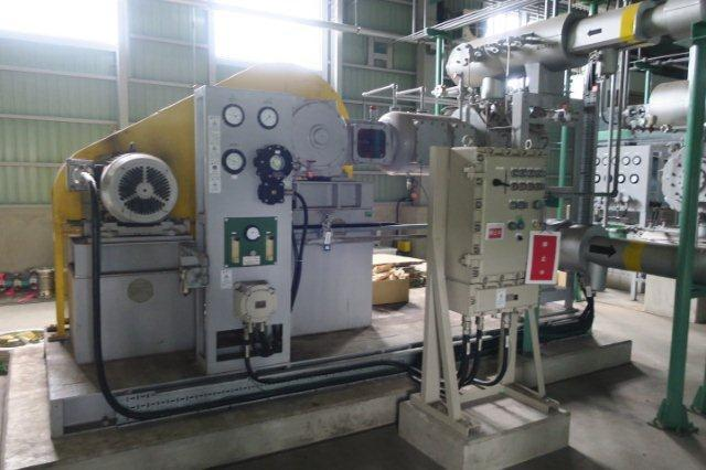Liquefied Petroleum Gas Plant