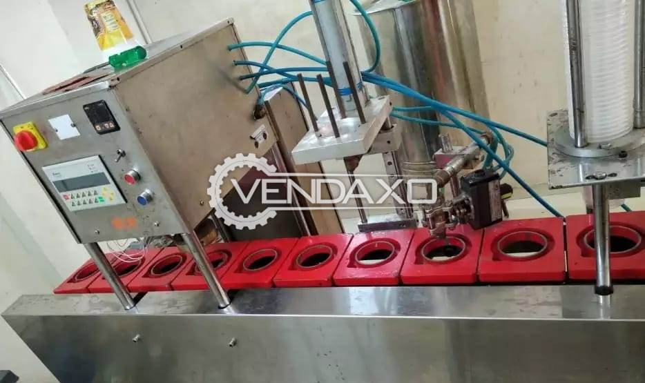 Glass Filling & Sealing Machinery Plant