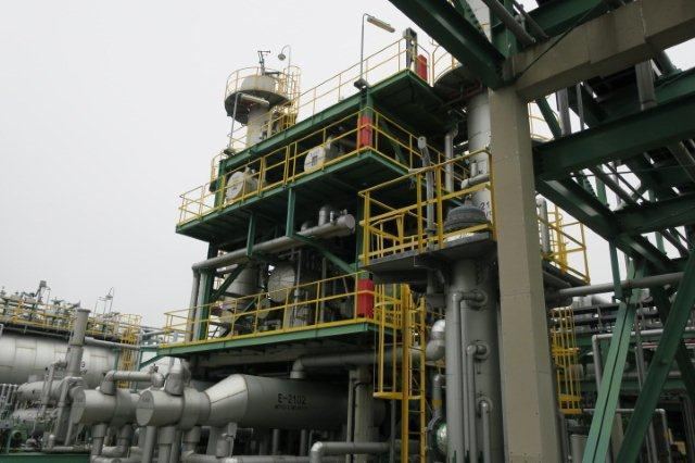 Gas plant 4