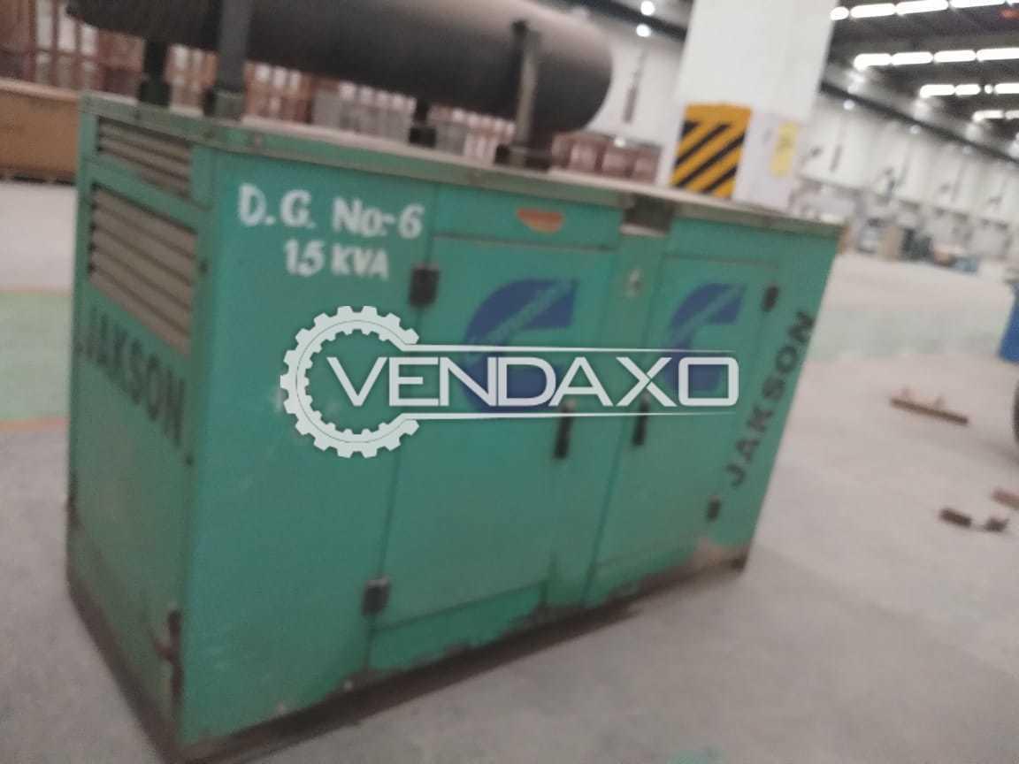 CUMMINS Diesel Generator - 15 Kva