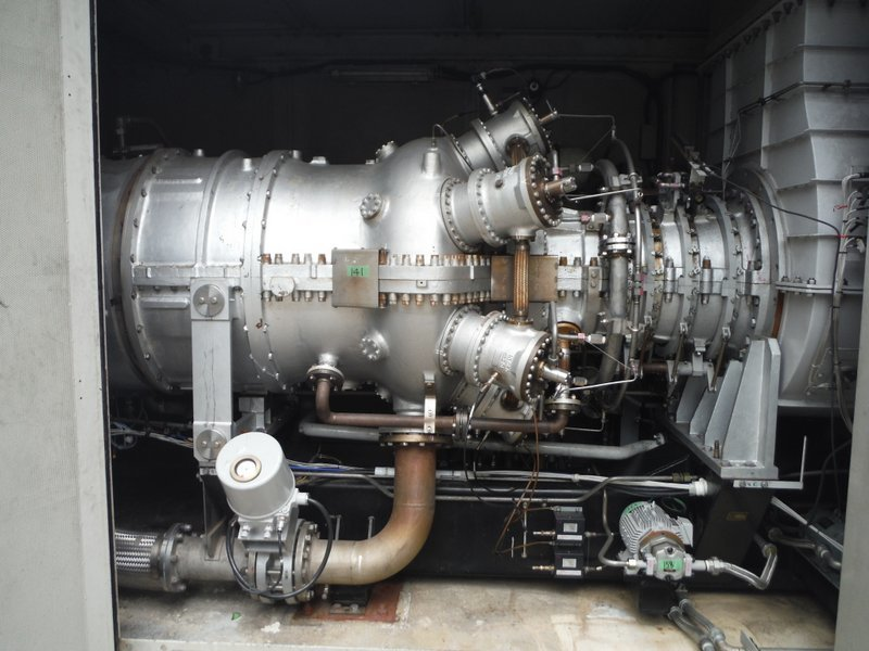 Steam Turbine Generator - 4000 kw