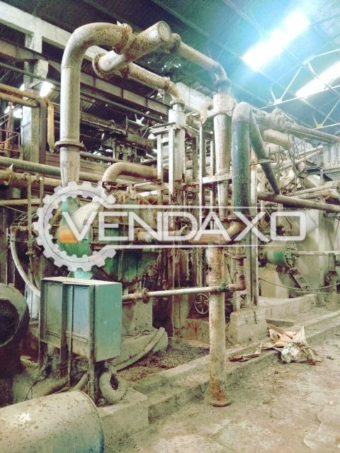 Available for Sale KRAFT PAPER & PULP MILL FULL LINE