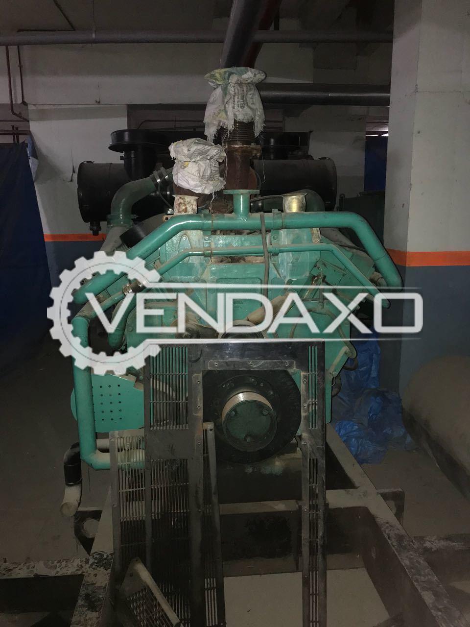 CUMMINS Diesel Generator - 1500 KVA