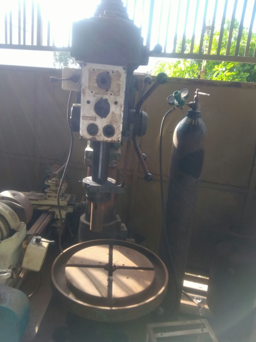 Drilling machine 2