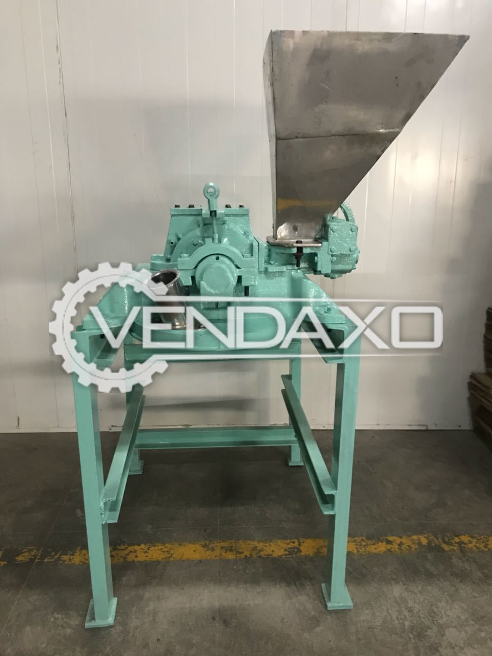 Pulverizer / Grinder - 5 HP With Contact Parts SS Hammer Blades