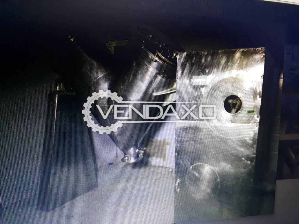 V Type Cone Blender - 100 KG