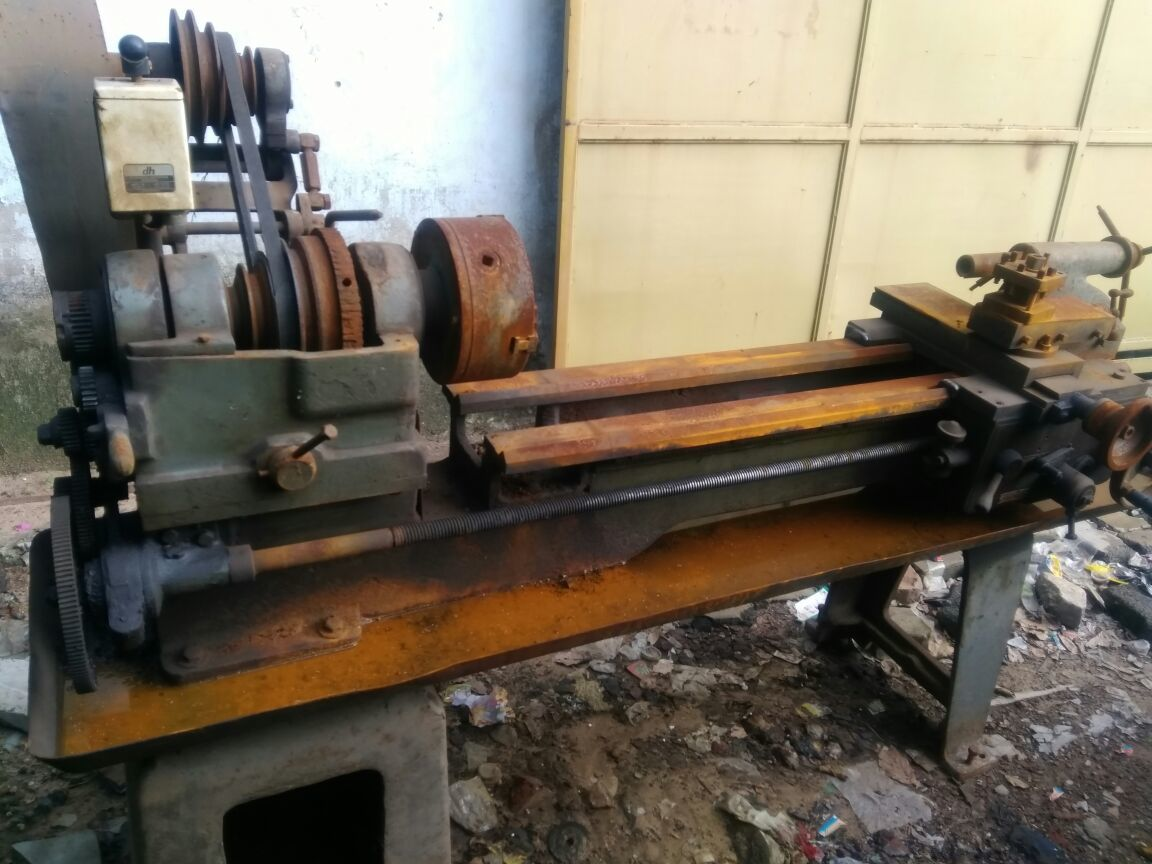 Lathe Machine 3