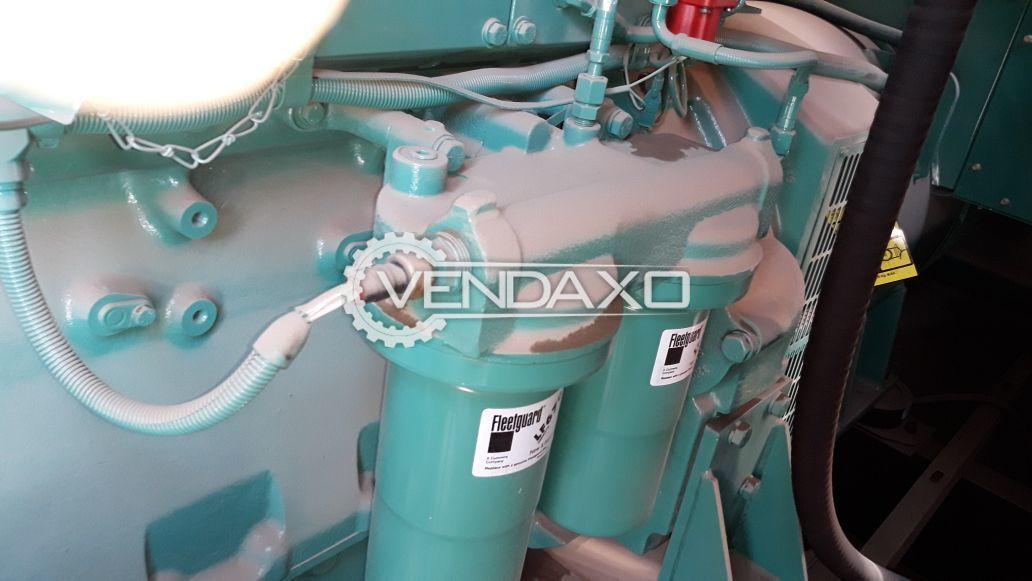 Cummins Silent Diesel Generator - 500 KVA , 2018 Model