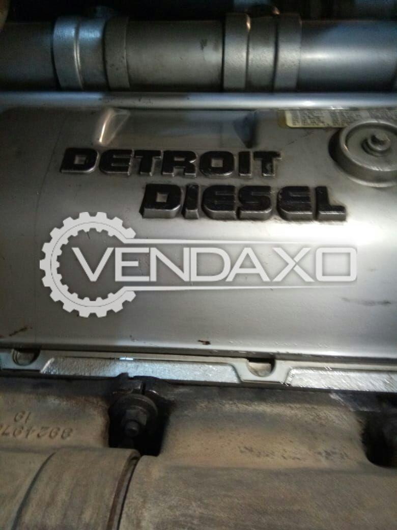 Detroit Diesel Generator - 1500 Kva , 1997 Model