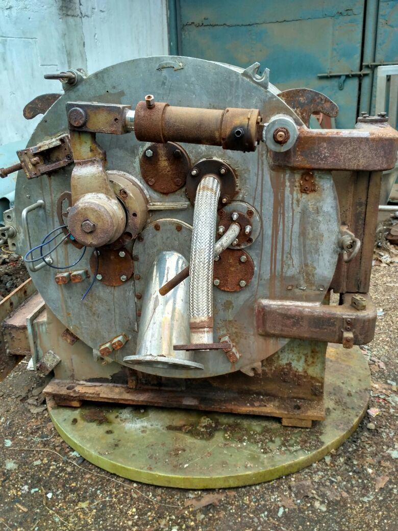 Pillar centrifugal 11