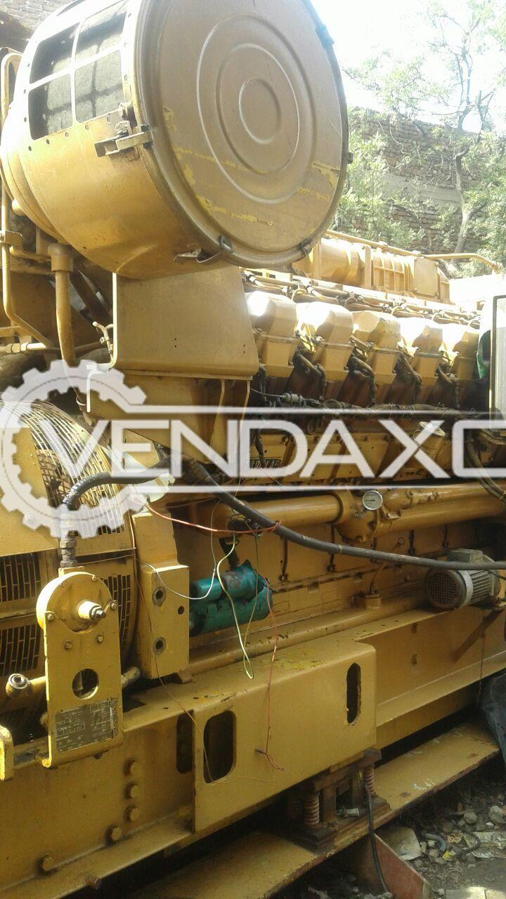 Caterpillar Diesel Generator - 2000 KVA , 2005 Model