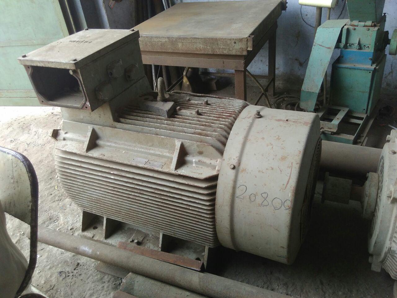 200 kW Motor