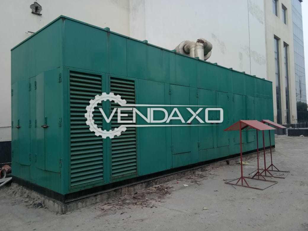 CUMMINS Diesel Generator - 1010 KVA , 2006 Model